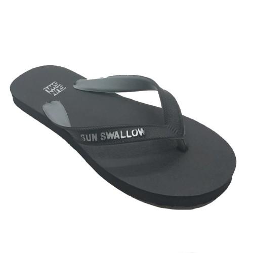 Foto Produk SATUAN Sandal Jepit Sun Swallow Wave TREK - Hitam, 11 dari 89stories