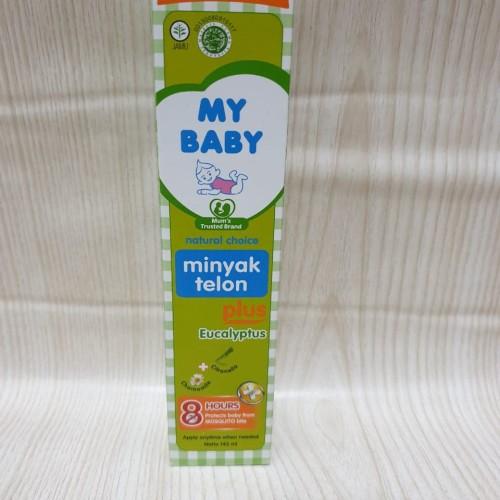 Foto Produk My Baby Minyak Telon Plus 150ml dari mbcare