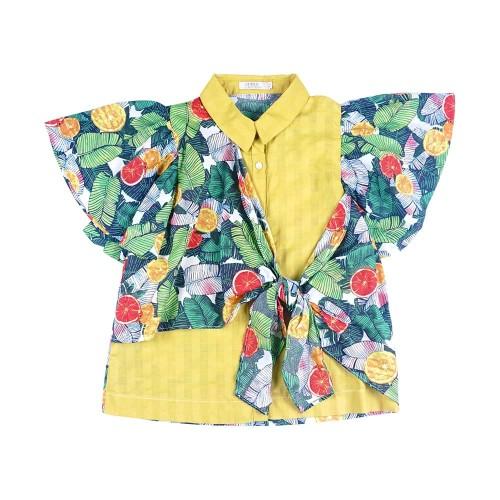 Foto Produk KIDS ICON - Baju Blouse Anak Perempuan Curly Lemon - LYB01400190 - 10-11 tahun dari Kids Icon