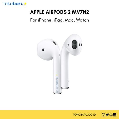 Foto Produk Apple Airpod Airpods 2 MV7N2 for iPhone iPad Mac Watch dari Kohen Store