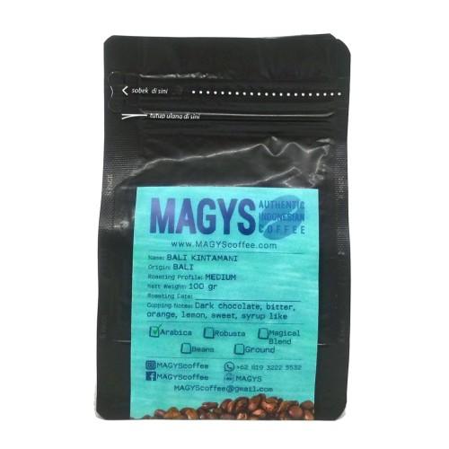 Foto Produk Kopi Betawi Blend 100 gr, biji/bubuk dari MAGYS