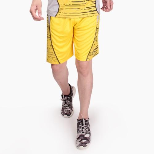 Foto Produk Celana Futsal Olahraga Jersey MILLS, Style: SAMBA, Code : 3009 Yellow - Yellow, M dari MILLS Official