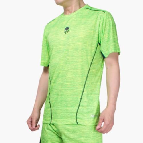 Foto Produk Baju Olahraga Futsal Jersey MILLS, Style: WINGER, Code : 1010 Stabilo - Stabilo, M dari MILLS Official
