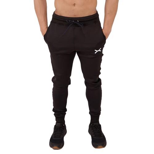 Foto Produk FLEXZONE Celana Jogger - Black - for Gym Running Jogging FCS-008HT - XL dari FLEXZONE