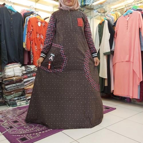 Jual Gamis Ungu Xl Kota Banda Aceh Yasamin Jewelry Tokopedia