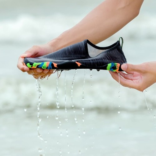 Foto Produk Water Shoes / Aqua Shoes / Sepatu Slip On Pantai/Snorkling/Renang dari Yoi. store