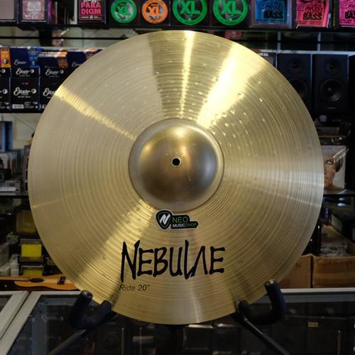 """Foto Produk Cymbal Nebulae Ride 20"""" dari NEO MUSIC"""