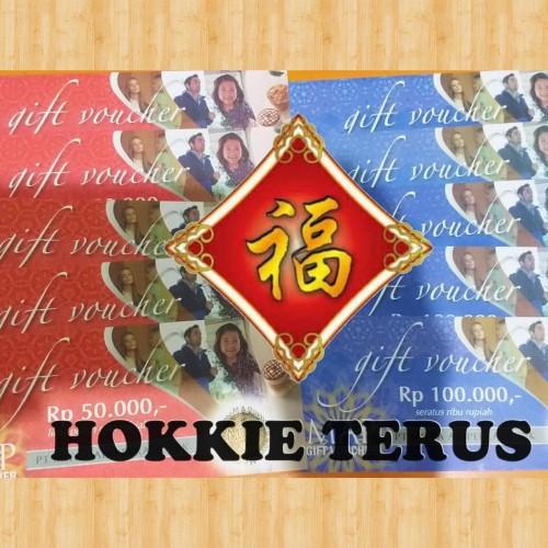 Foto Produk Voucher MAP pecahan 50 & 100 dari Hokkie Terus