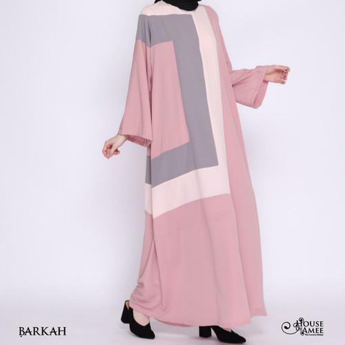 Foto Produk PreOrder Abaya Lulu House of Amee (Size XL, XXL) - XL dari Barkah Muslim Clothing