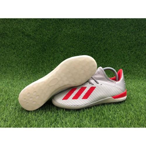 Foto Produk Futsal Adidas X 19.1 IN - Silver Metallic dari gudangreplika1