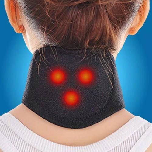 Foto Produk Sabuk Terapi Leher Magnet Neck Therapy Tourmaline Belt dari KimyGrosir