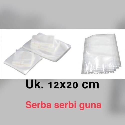 Foto Produk Plastik vacuum 12x20 cm (10 pc) dari Serba Serbi Guna