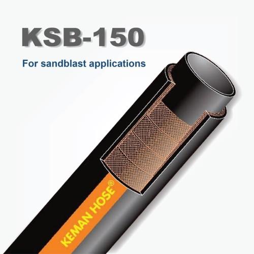 Foto Produk Selang Sandblasting Keman Uk. 1 1/4 inch KSB 150 dari Toko Everflow