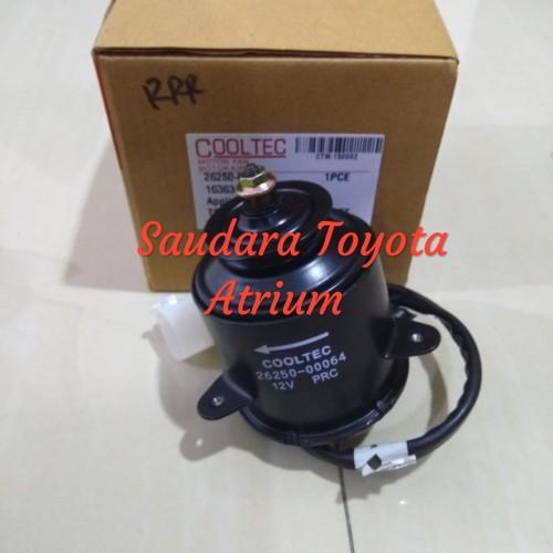 Foto Produk Motor fan radiator soluna starlet corolla great allnew twincam dari Saudara toyota atrium