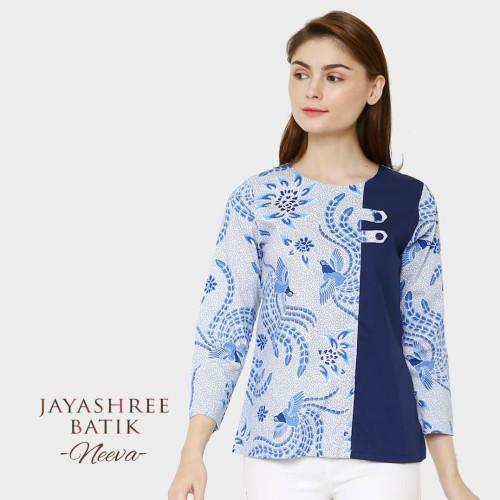 Foto Produk Jayashree Batik Neeva Blouse Wanita - XL dari Jayashree Batik