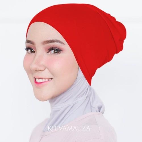 Foto Produk Ciput Rayon - Red dari Kheva Mauza_Official