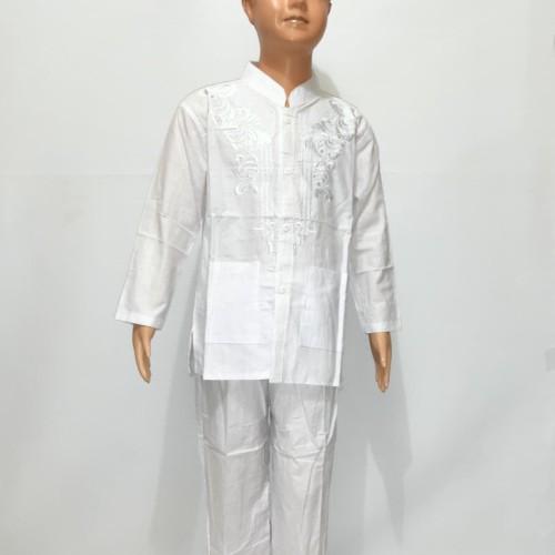 Foto Produk SETELAN BAJU KOKO PUTIH ANAK U 6-12 THN - 6 dari Zen Fashion123