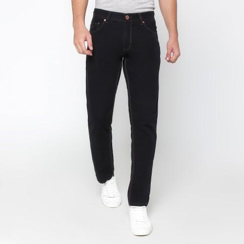 Foto Produk 2Nd RED Jeans Pria Murah dan Nyaman Regular Fit Warna Hitam 171901 - Hitam, 29 dari 2nd RED Jeans