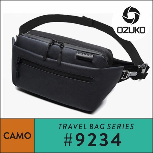 Foto Produk Ozuko Waistbag #9237 dari Ozuko Official Store