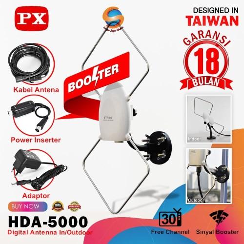 Foto Produk Antena Digital PX HDA 5000 INDOOR / OUTDOOR dari surya jaya electro