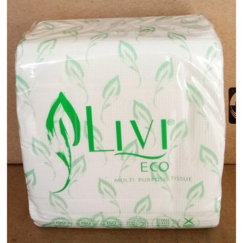 Foto Produk Tissue Livi Eco Multipurpose ( Tisu Meja Makan ) dari Victoria Kitchen