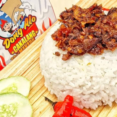 Foto Produk Dong Alo Cakalang Rica Manado dari BC88Shop