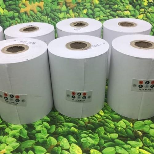 Foto Produk kertas Thermal Paper Roll 80 x 70 Lebih Hemat 60meter tanpa Bungkus dari smart buyer solution