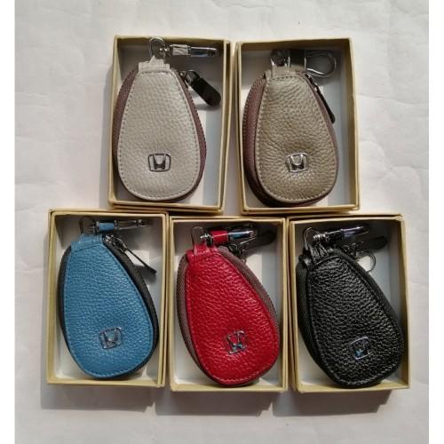 Foto Produk Dompet STNK Kulit Asli, Dompet STNK Mobil, Gantungan Kunci, Model Oval dari Next G21