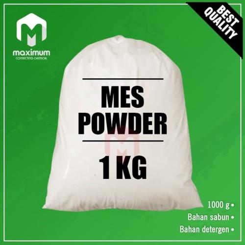 Foto Produk MES Powder Methyl Metil Ester Sulfonate Bahan Sabun - 1 Kg dari Maximum Chemical