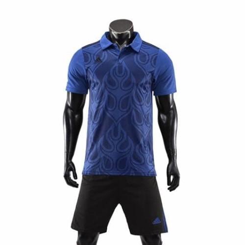 Foto Produk Baju Bola Stelan Jersey Futsal Sepak Bola Adidas model timnas Japan dari Mutiara Sukses Perkasa