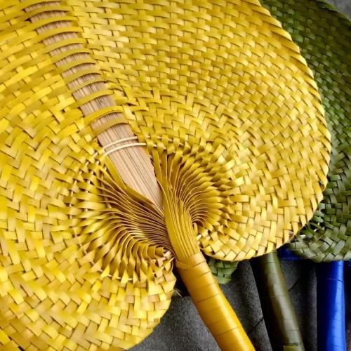 Foto Produk kipas lontar besar dari Menak Bali