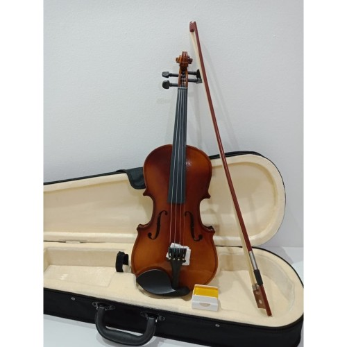 Foto Produk Biola violin import ukuran 4/4 3/4 1/2 - 4per4 dari Kanzacollection