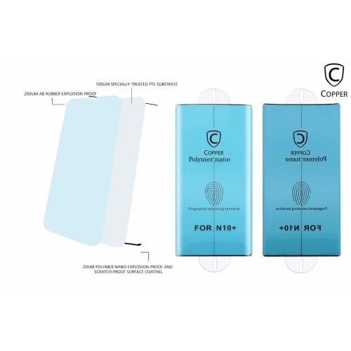Foto Produk Samsung Galaxy Note 10 Plus - COPPER Polymer Nano Tempered Glass dari Copper Indonesia
