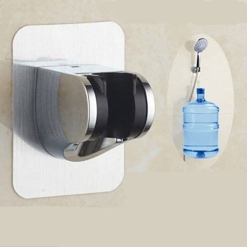 Foto Produk Gantungan Shower Mandi Suction Cup Hanger Holder Dudukan Shower Tempel dari Aneka-import