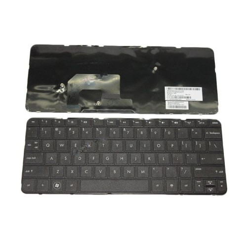 Foto Produk Keyboard HP Mini 110-3500 110-3505 110-3530 110-3600 210-3000 Hitam dari CYBER KOMPUTER