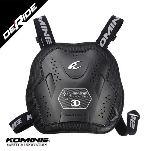 Foto Produk Komine SK-809 CE Level 2 Multi Chest Protector Pelindung Dada dari DeRide Official Store