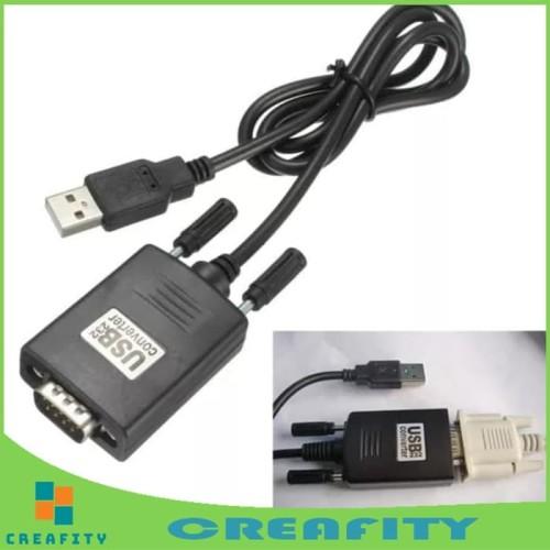 Foto Produk Kabel USB to RS232 (Serial) dari CREAFITY
