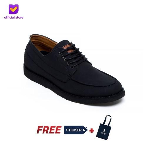 Foto Produk Footstep Footwear - Hugo Black - Hitam, 43 dari Footstep Footwear