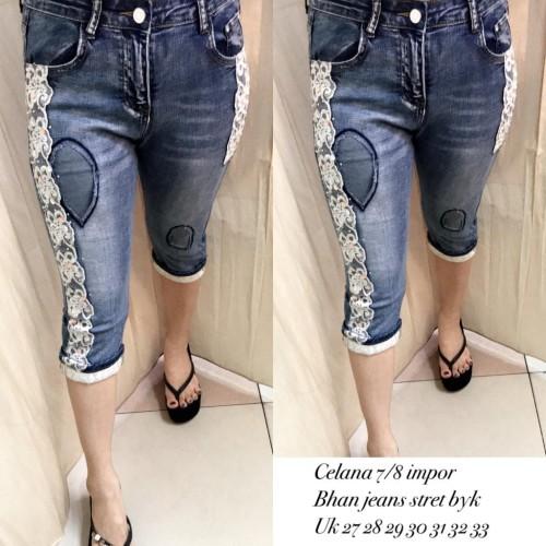 Foto Produk kv jwan jeans premi imp dari Bless-Shopp