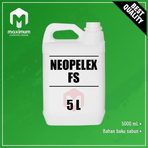 Foto Produk LABS / Neopelex FS 5 Liter / Bahan Baku Sabun dari Maximum Chemical
