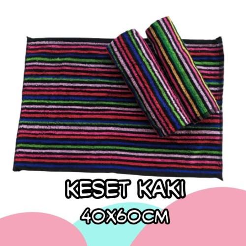Foto Produk Keset Handuk Murah dan Menyerap size 41x62cm dari VictoryOnline