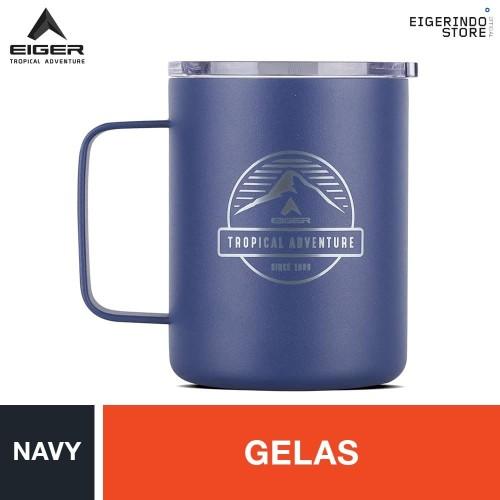 Foto Produk Eiger Hazra Cup 300mL - Navy dari Eigerindo Store