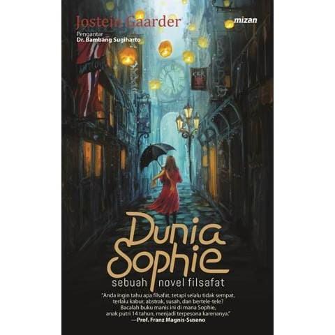 Foto Produk DUNIA SOPHIE-REPUBLISH dari Millennia Bookstore