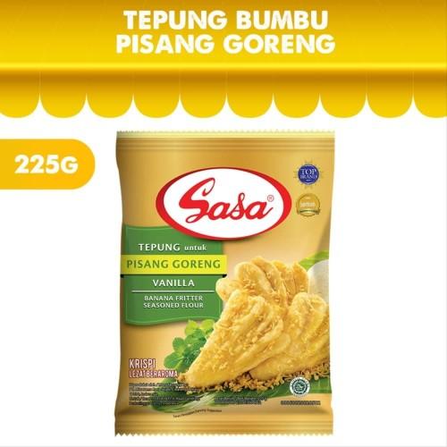 Foto Produk SASA Tepung Bumbu Pisang Goreng VANILLA 225gr dari Sasa Official Store