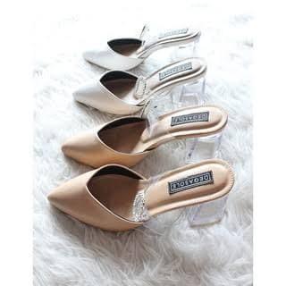Foto Produk heels handmade dari delicia boutique