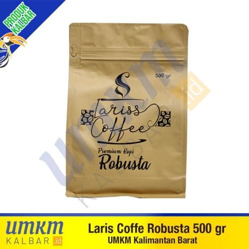 Foto Produk Laris Coffe 500 gr-Kopi Khas Pontianak Kalimantan Barat dari umkmkalbar.id