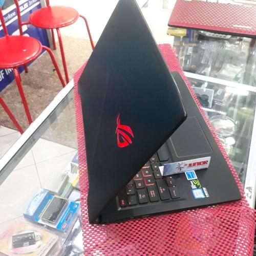 Foto Produk Laptop Gaming Asus ROG STRIX GL503VD-FY285T i7-7700 HQ-VGA NVidia G dari nindy galeri