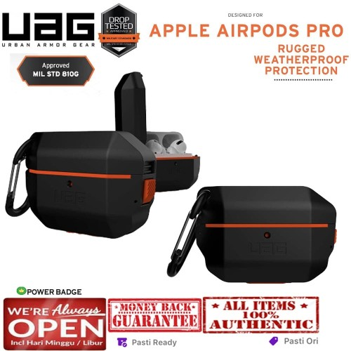 Foto Produk Case Airpods Pro UAG HARD TPU Water And Dust Resistance SoftTouch dari Spigen Indonesia