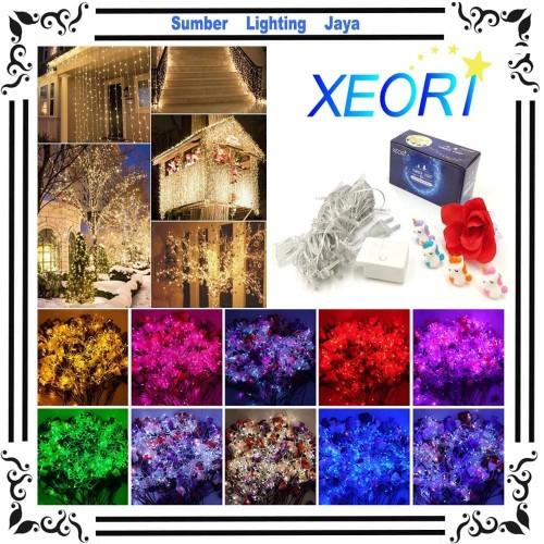 Foto Produk Lampu natal tumblr led 10M / lampu hias / lampu unik - Rainbow dari sumber lighting jaya