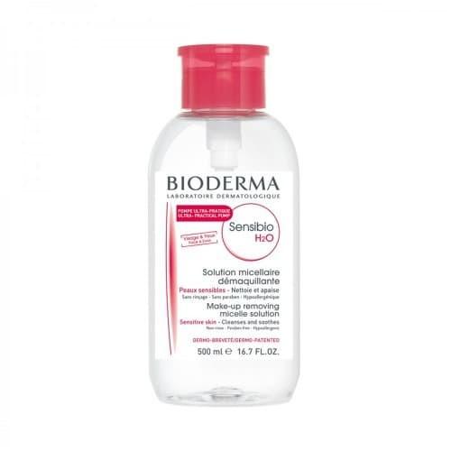 Foto Produk Bioderma Sensibio H2O Pump 500 ml dari farmaku